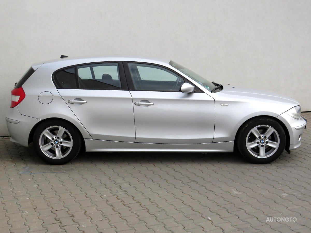 BMW Řada 1, 2006 - pohled č. 4