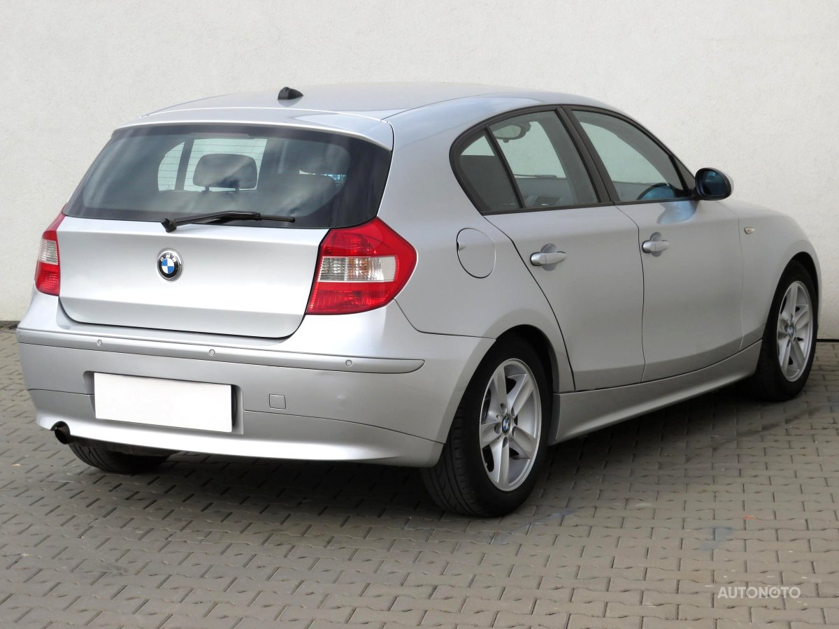 BMW Řada 1, 2006 - pohled č. 5