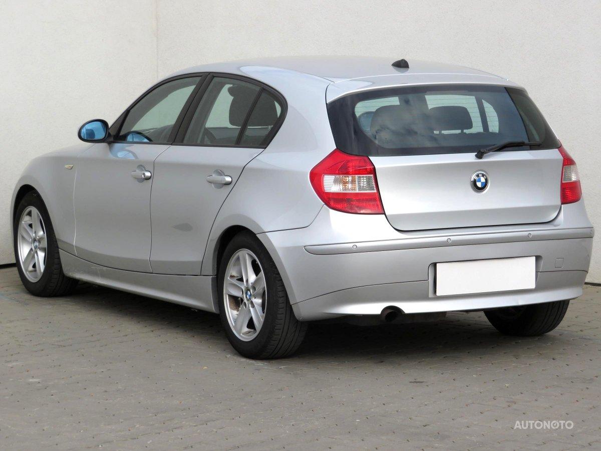 BMW Řada 1, 2006 - pohled č. 7