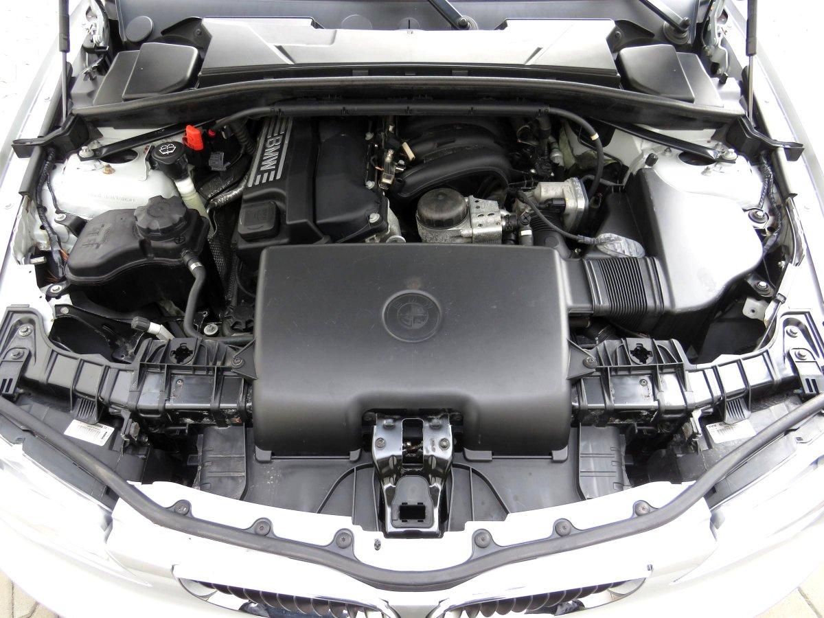BMW Řada 1, 2006 - pohled č. 9