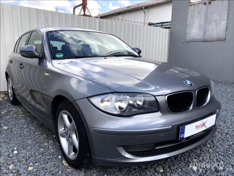 BMW Řada 1, 2010 - celkový pohled