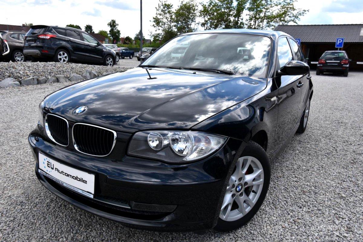 BMW Řada 1, 2009 - celkový pohled