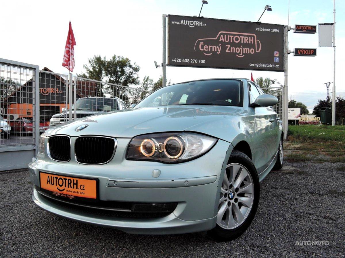 BMW Řada 1, 2008 - celkový pohled