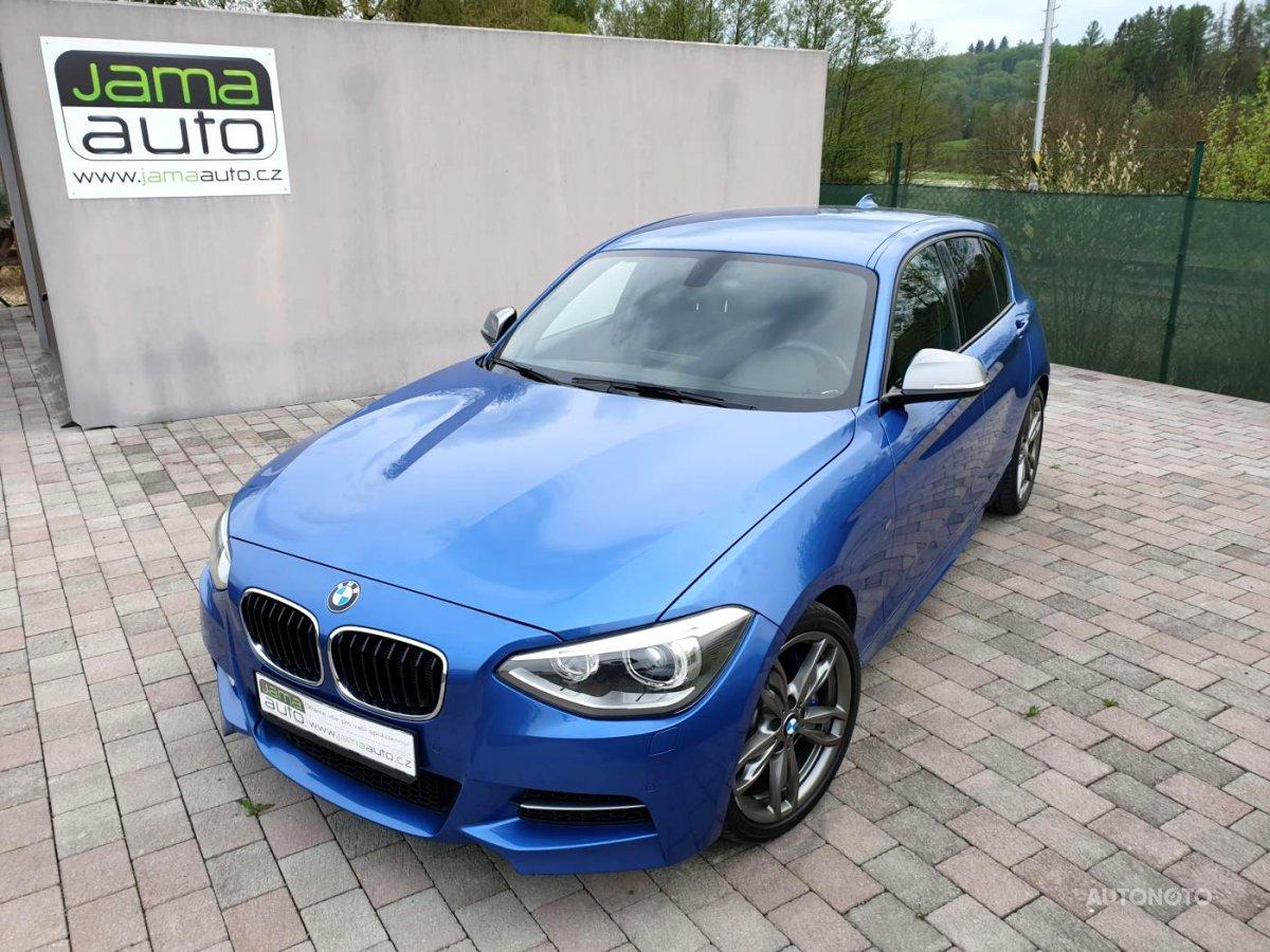 BMW Řada 1, 2014 - celkový pohled