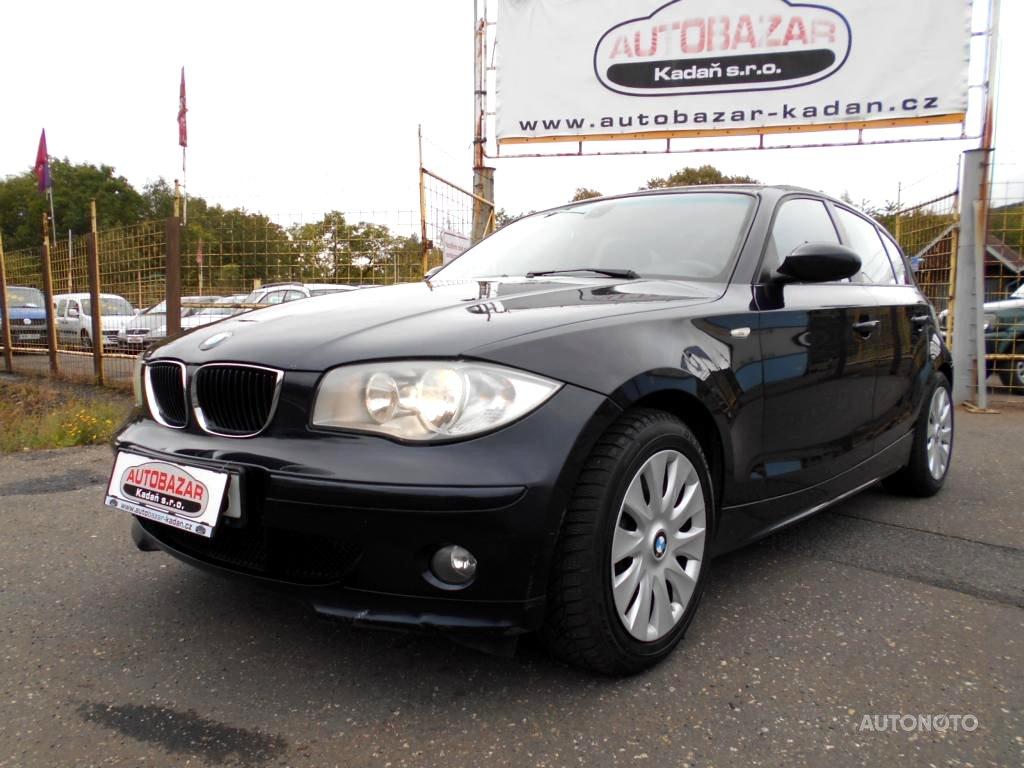 BMW Řada 1, 2006 - celkový pohled