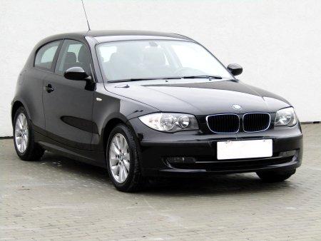 BMW Řada 1, 2007