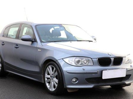 BMW Řada 1, 2004