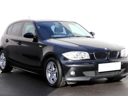 BMW Řada 1, 2006