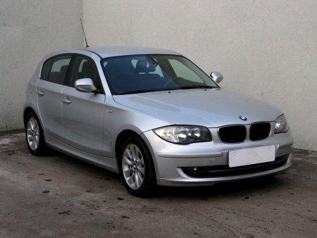 BMW Řada 1, 2010