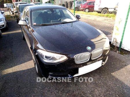 BMW Řada 1, 2012