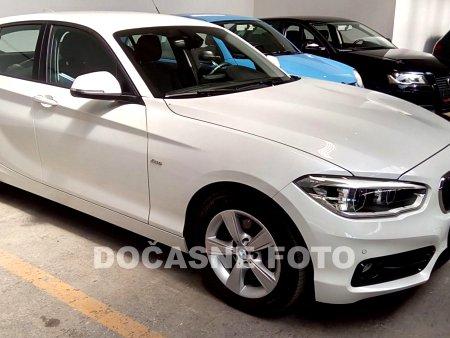 BMW Řada 1, 2016