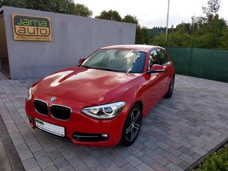 BMW Řada 1, 2011