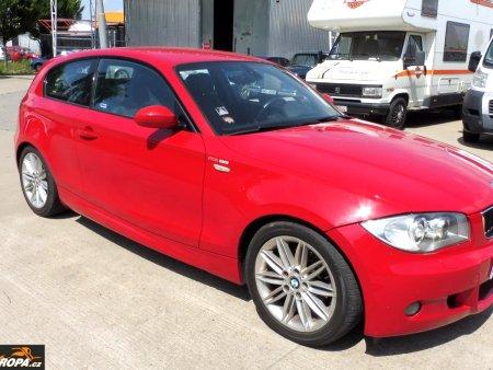 BMW Řada 1, 2008