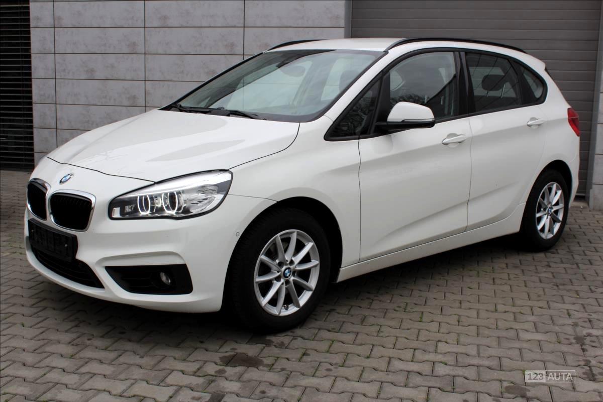 BMW Řada 2, 2014 - celkový pohled