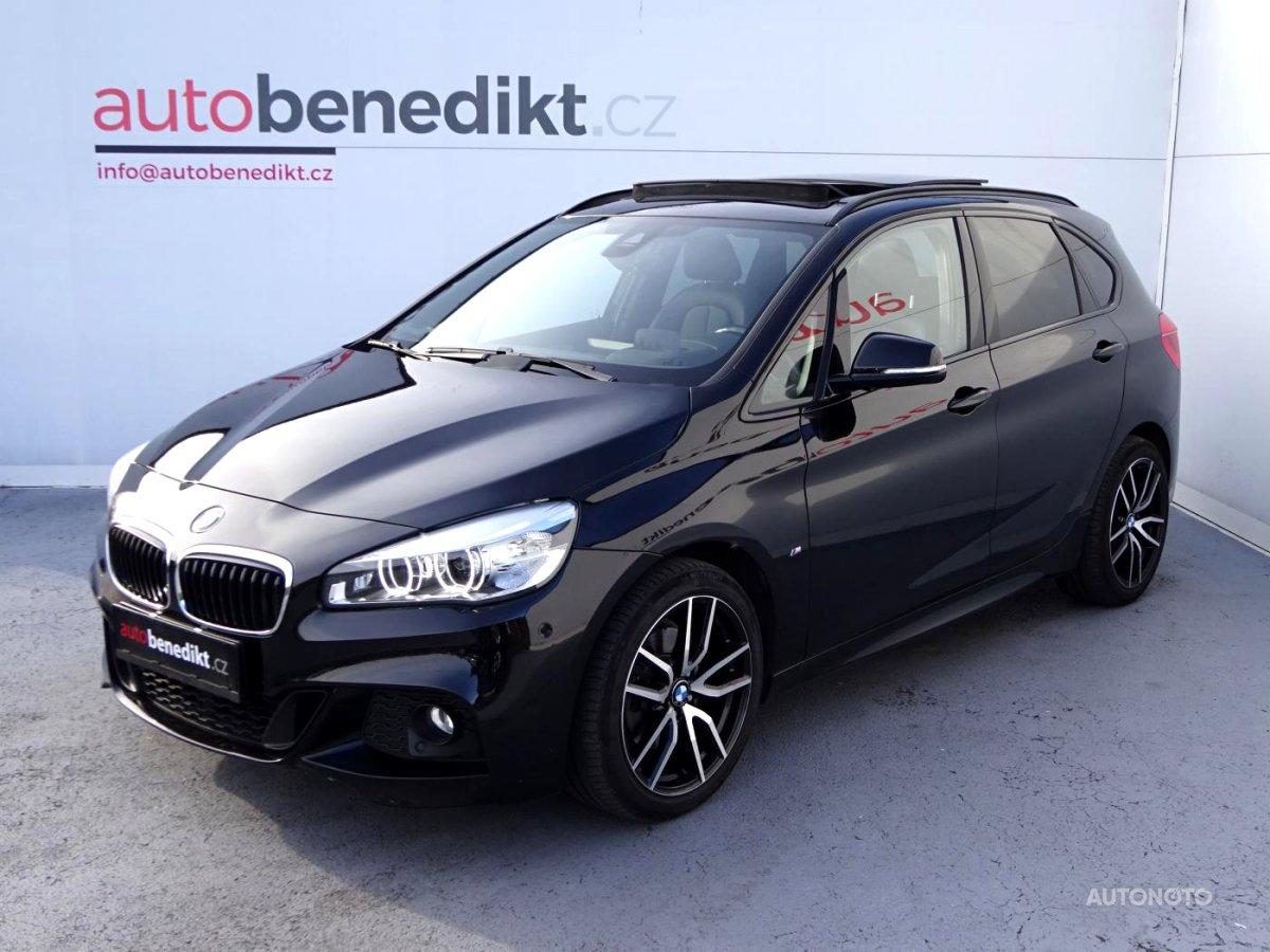 BMW Řada 2, 2015 - celkový pohled