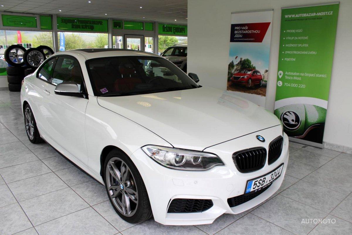 BMW Řada 2, 2016 - celkový pohled