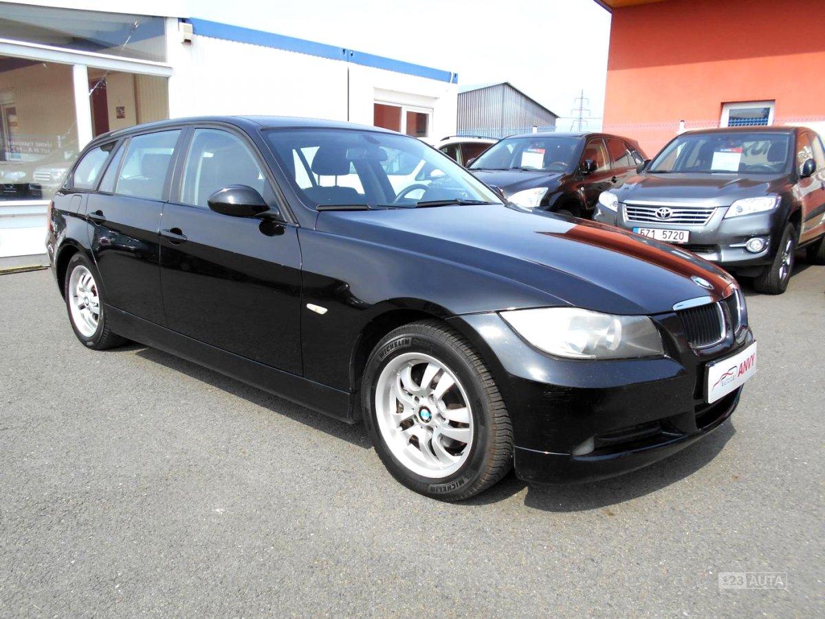 BMW Řada 3, 2007 - celkový pohled