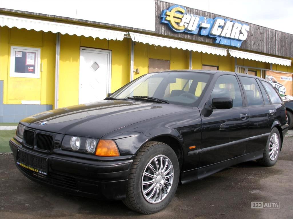 BMW Řada 3, 1997 - celkový pohled