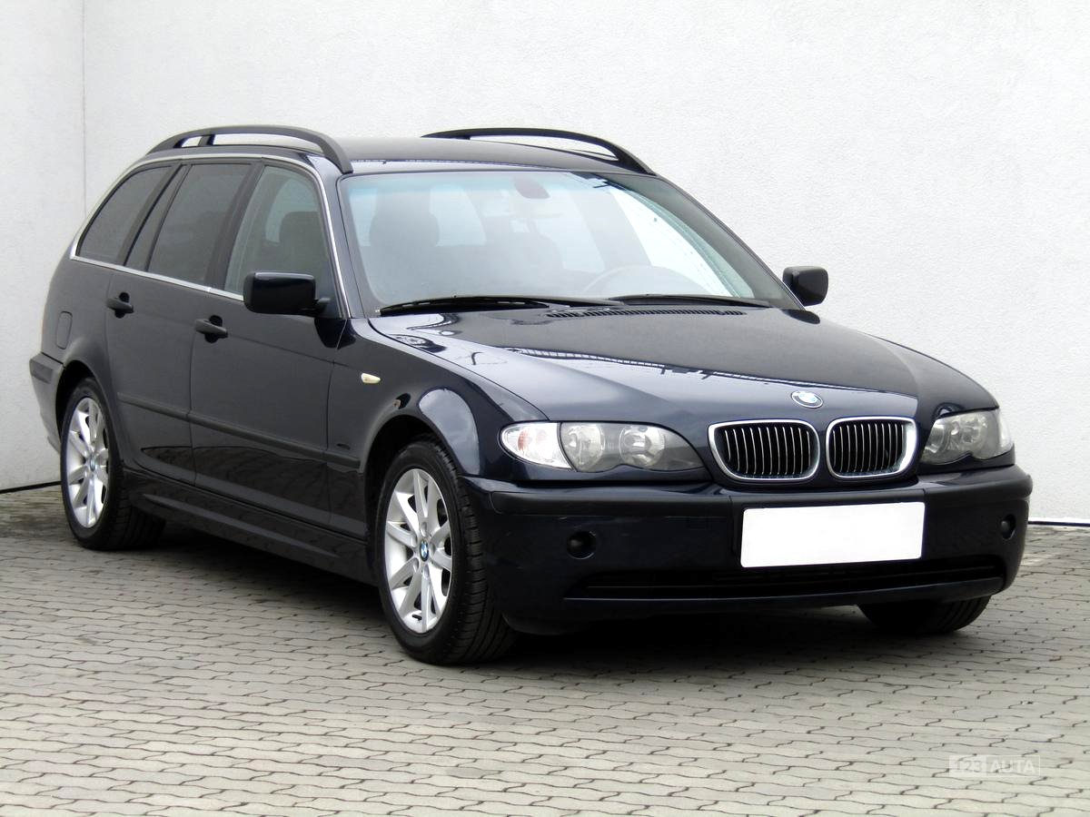 BMW Řada 3, 2005 - celkový pohled