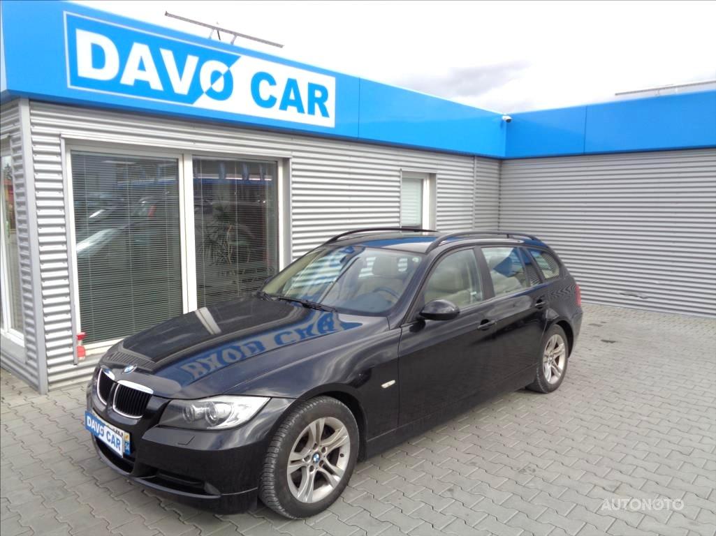 BMW Řada 3, 2008 - celkový pohled