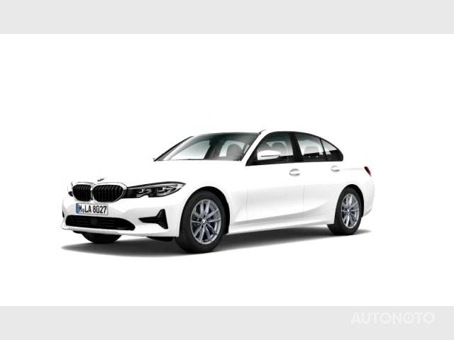 BMW Řada 3, 2019 - celkový pohled