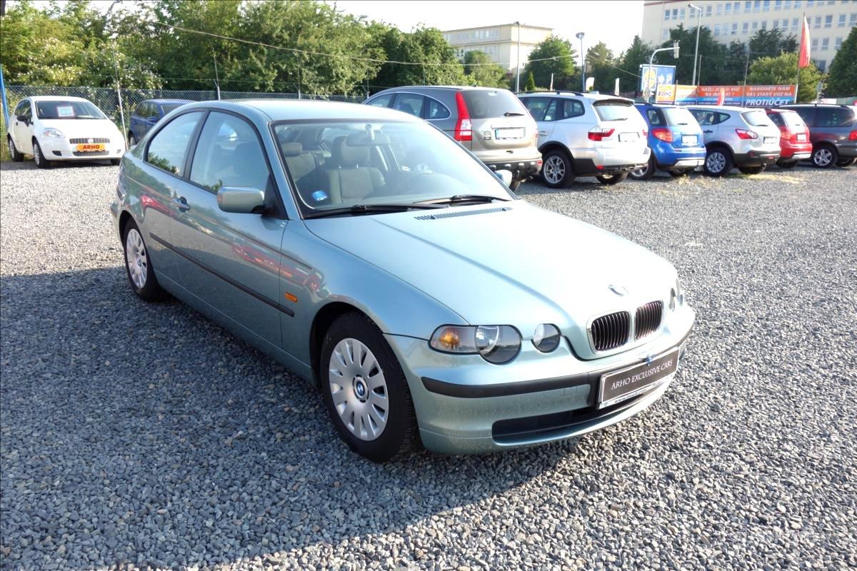 BMW Řada 3, 2002 - pohled č. 1