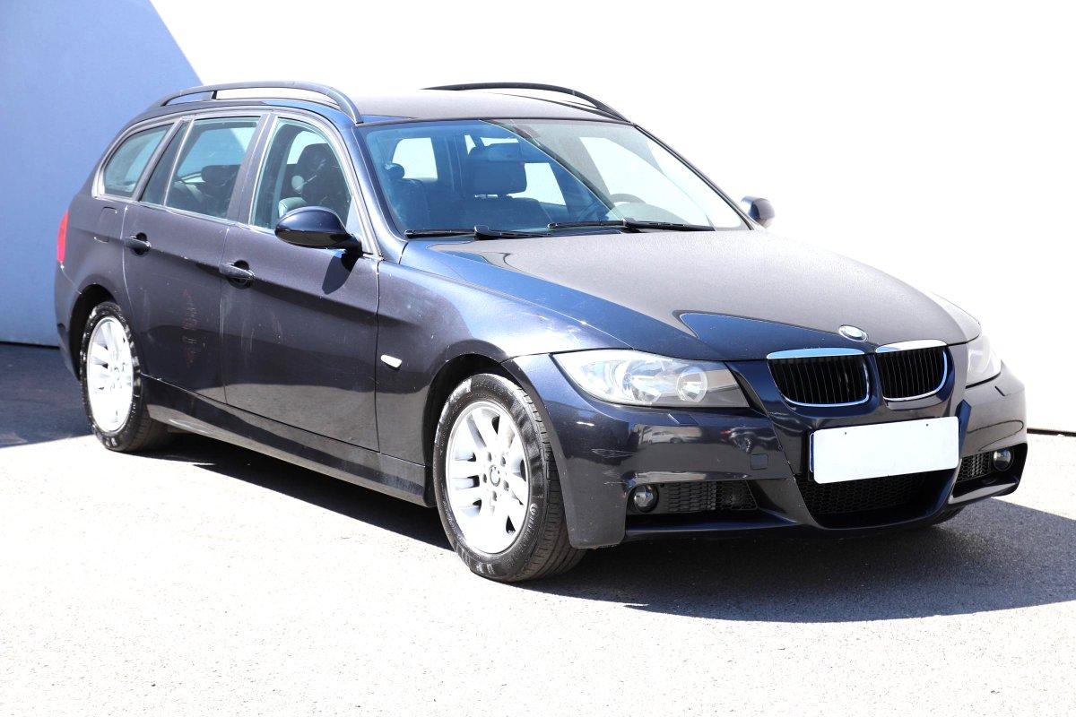 BMW Řada 3, 2006 - celkový pohled