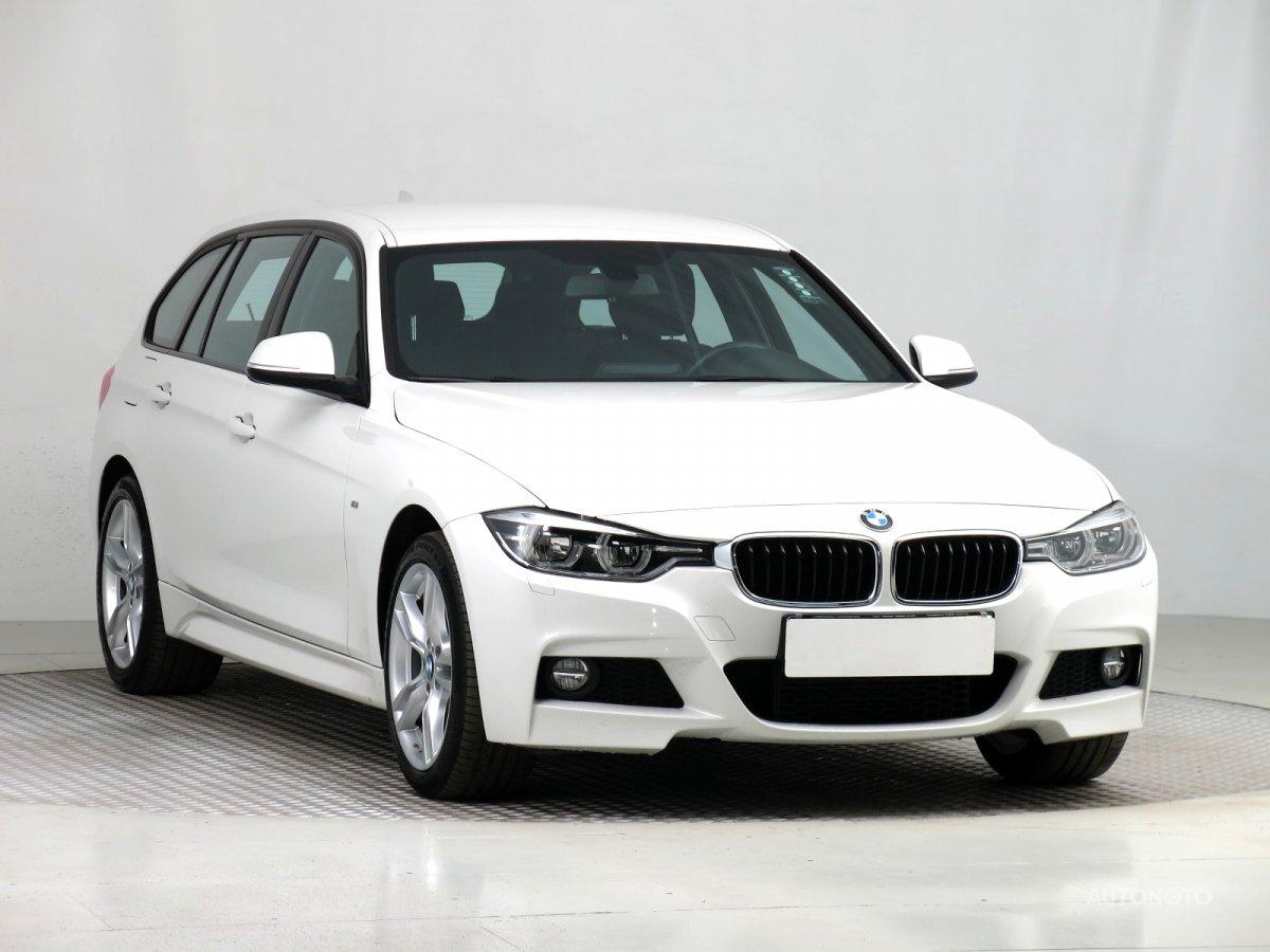 BMW Řada 3, 2017 - celkový pohled