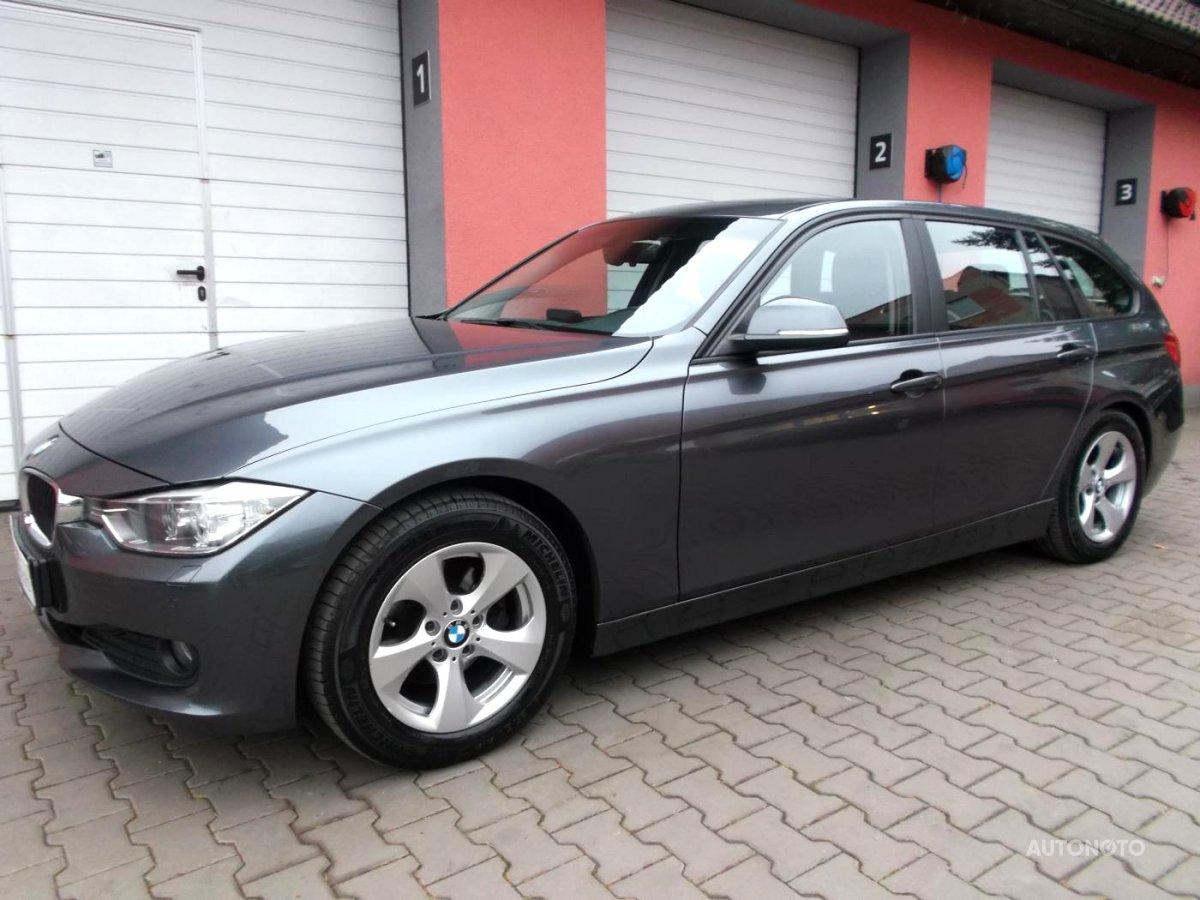 BMW Řada 3, 2014 - celkový pohled