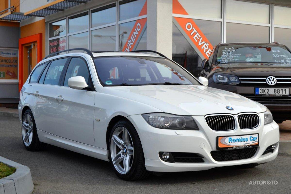 BMW Řada 3, 2009 - celkový pohled