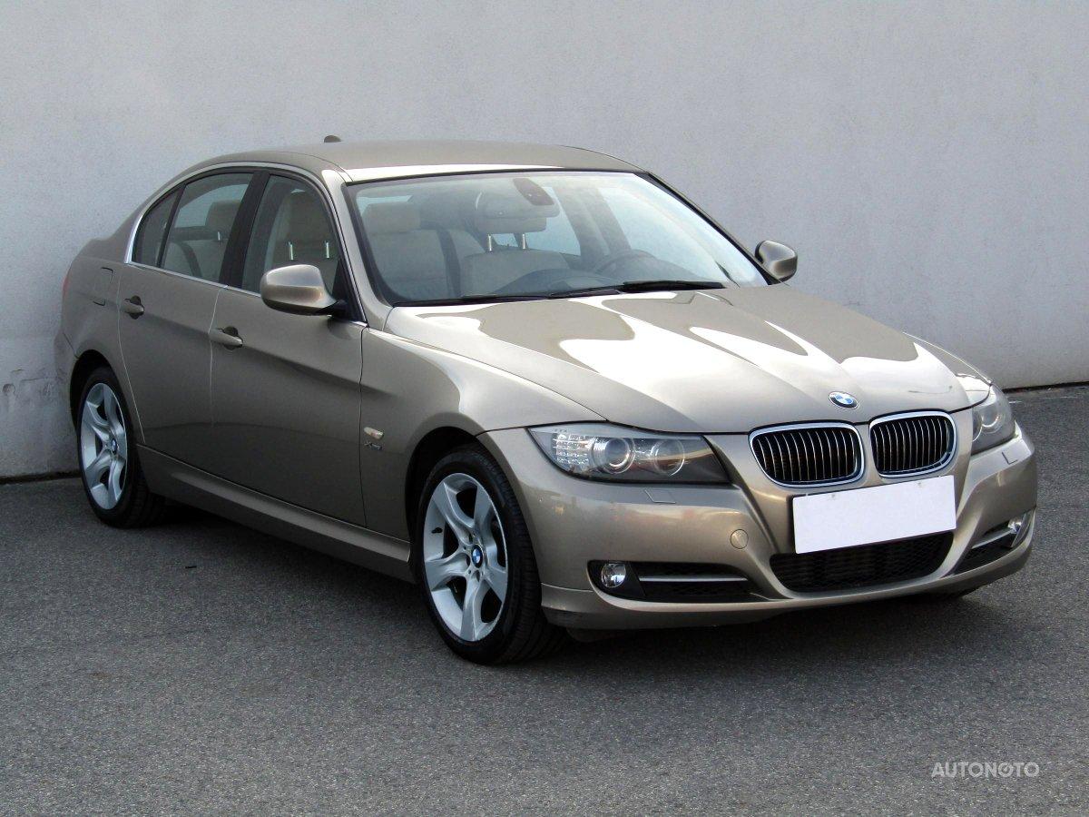 BMW Řada 3, 2011 - celkový pohled