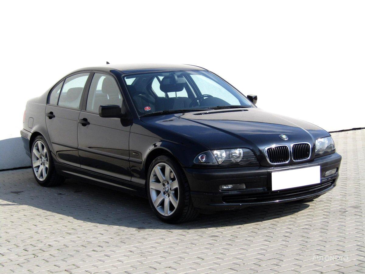 BMW Řada 3, 1999 - celkový pohled