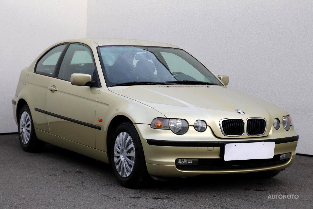 BMW Řada 3, 2001 - celkový pohled
