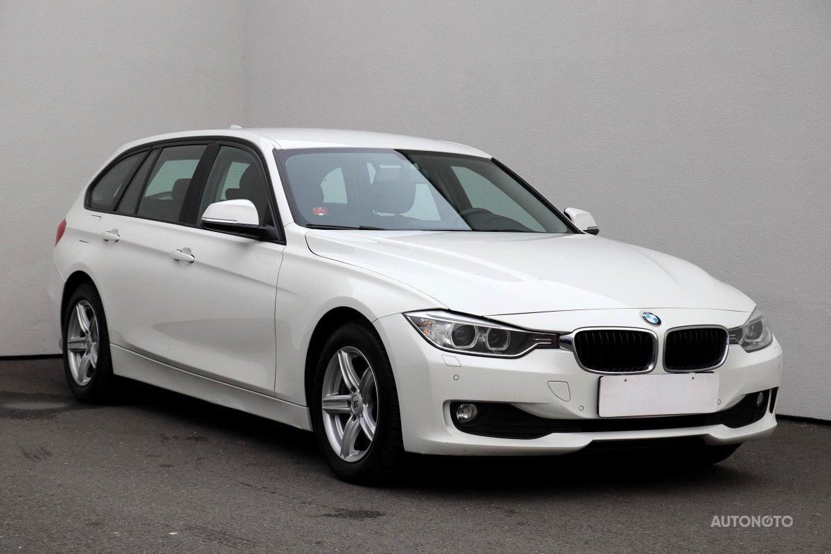 BMW Řada 3, 2013 - celkový pohled
