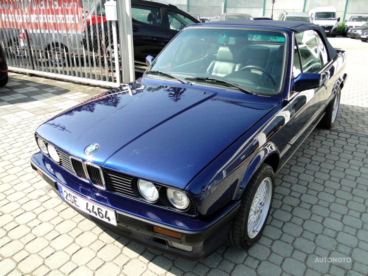 BMW Řada 3, 1991 - celkový pohled