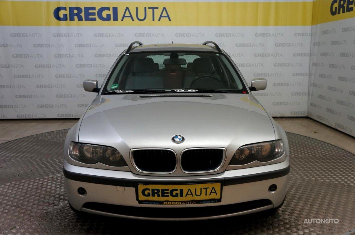 BMW Řada 3, 2004 - celkový pohled