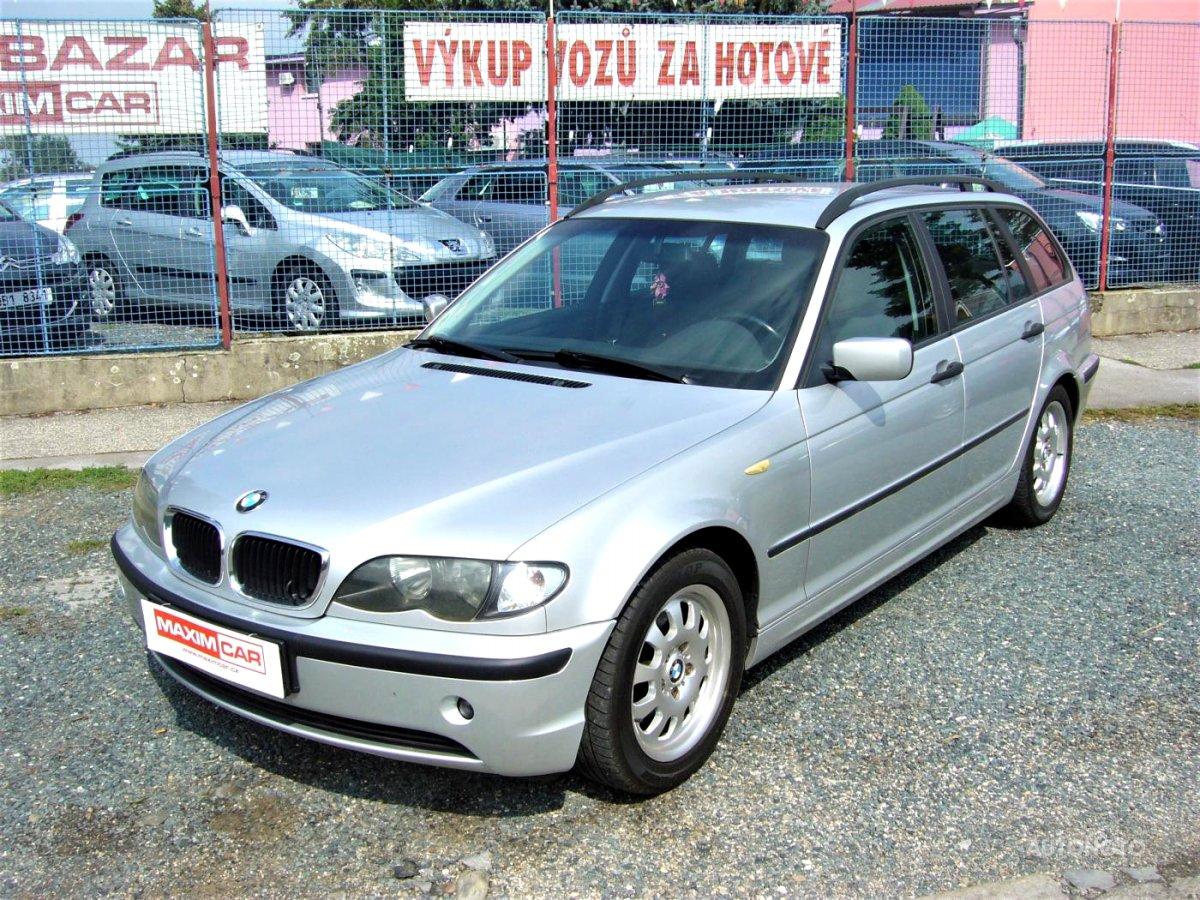 BMW Řada 3, 0 - celkový pohled