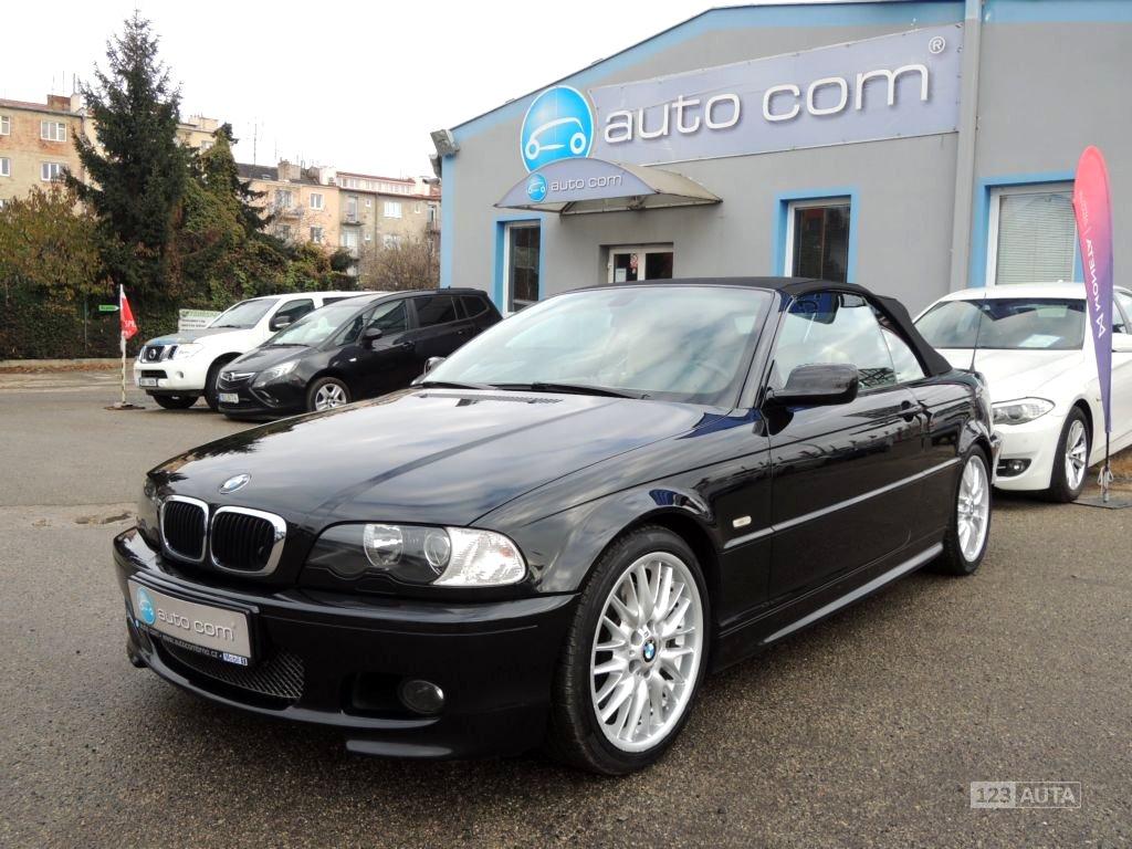 BMW Řada 3, 2002 - celkový pohled