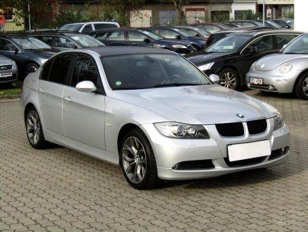 BMW Řada 3, 2005