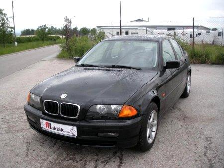 BMW Řada 3, 1999