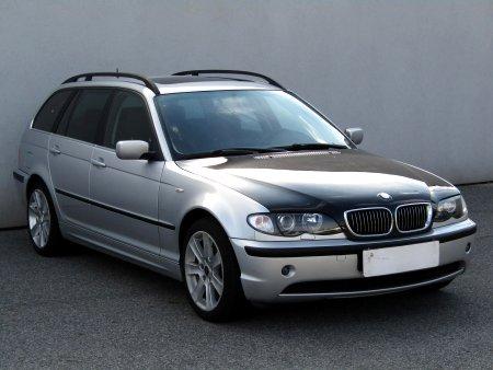 BMW Řada 3, 2002