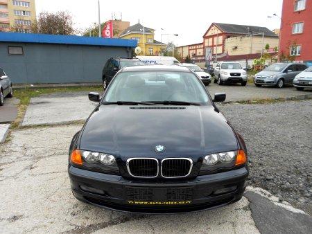 BMW Řada 3, 1998