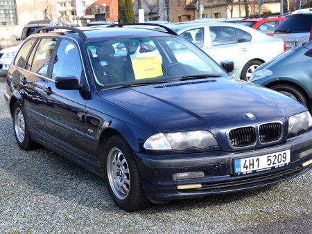 BMW Řada 3, 2000