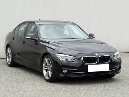 BMW Řada 3, 2016
