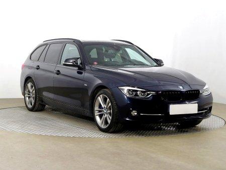 BMW Řada 3, 2015