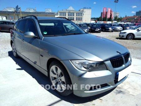 BMW Řada 3, 2007
