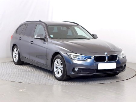 BMW Řada 3, 2017