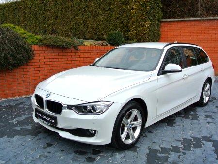 BMW Řada 3, 2013