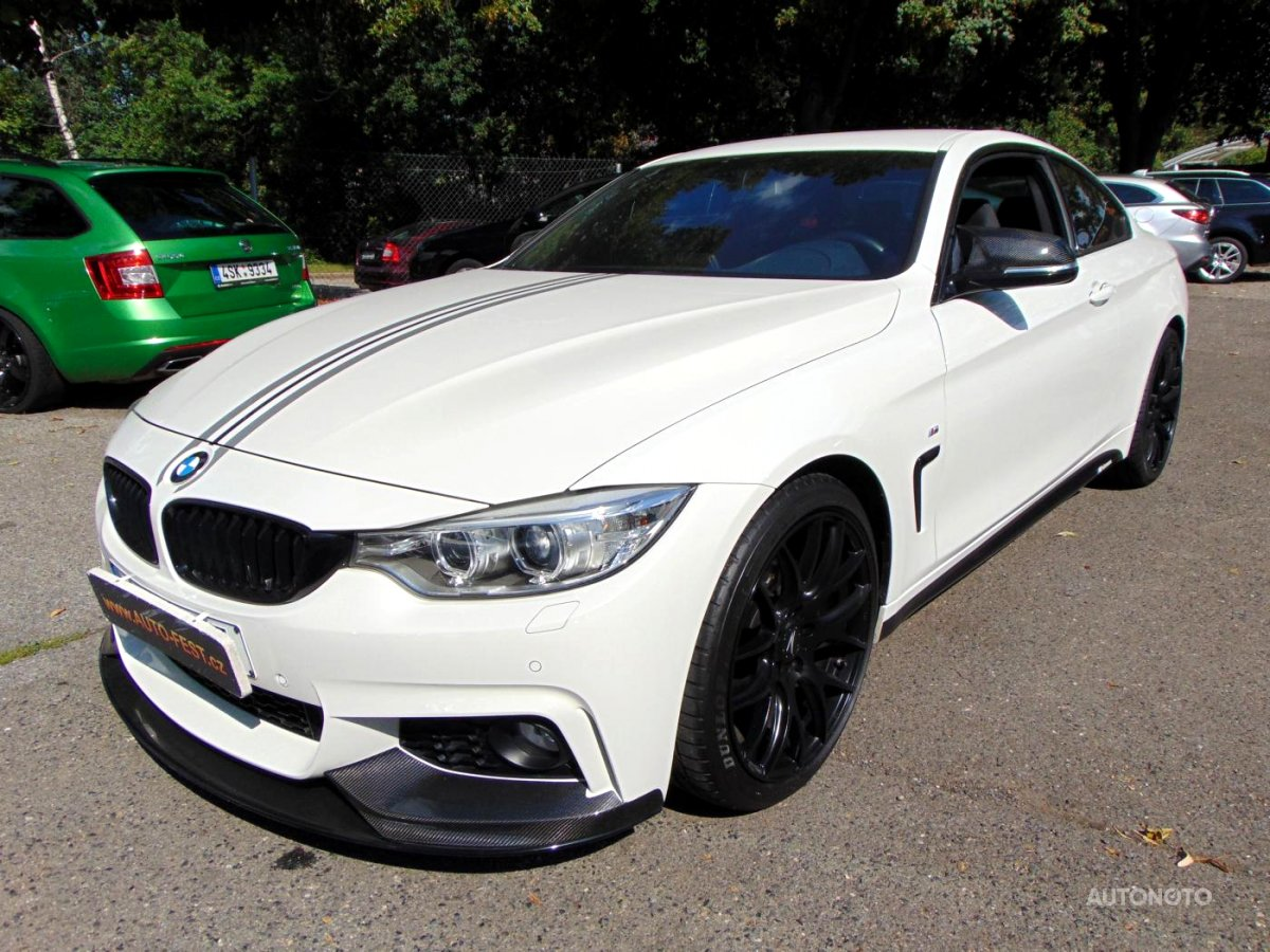 BMW Řada 4, 2014 - celkový pohled