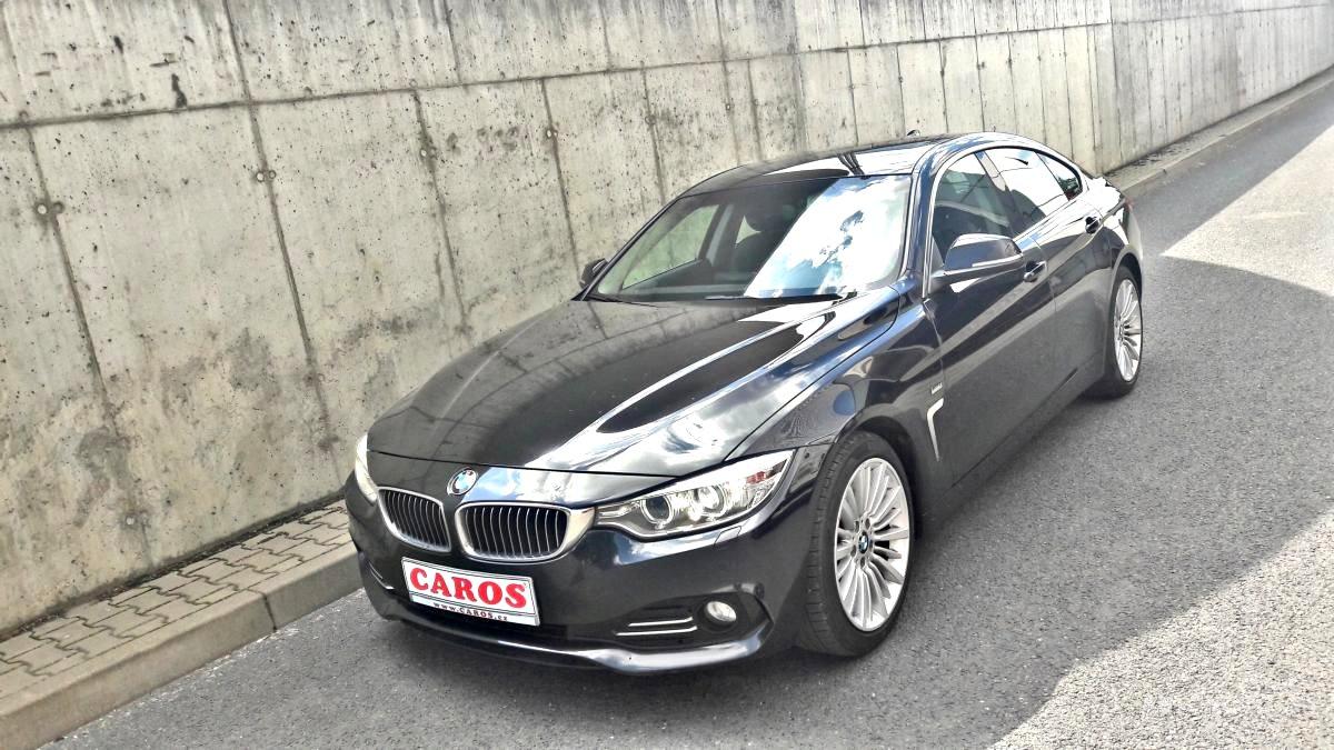 BMW Řada 4, 2016 - celkový pohled